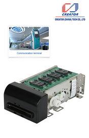 قارئ البطاقة الممغنطة إدراج يجهز لكشك، قارئ البطاقة الذكية مع واجهة RS232