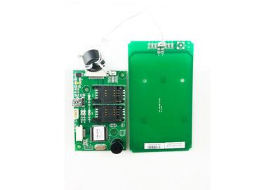 القارئ في بطاقة RFID تلامس 13.56 ميغاهرتز مع واجهة USB، قارئ بطاقة IC