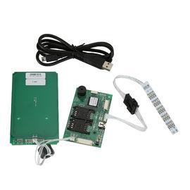الذكية RFID USB سيارة القارئ الكاتب لاثنين من بطاقات سام، قارئ بطاقة الترددات اللاسلكية الاتصال