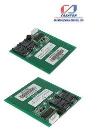 13.56 قارئ بطاقة RFID كشك ميغاهرتز، DC 5V قارئ البطاقة الذكية للبيع بالتجزئة